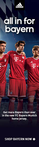 Official Bayern Munich Jerseys & Gear @ SoccerEvolution.com!