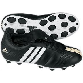 Adidas Youth X-O HG Soccer Shoes (Black/White)