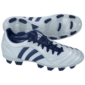 adidas Womens Pulsado 2 TRX FG Soccer Shoes (Powder Blue)