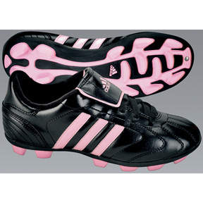 adidas Youth Telstar TRX HG Soccer Shoes (Black/Pink)