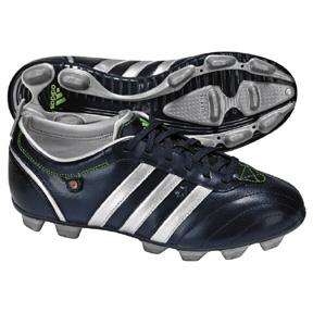 adidas Youth Telstar II TRX FG Soccer Shoes (Indigo/Silver)