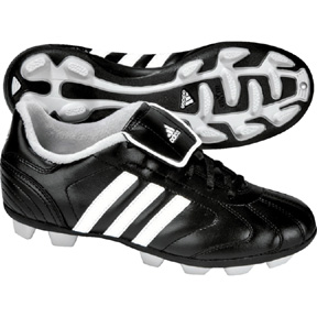 adidas Youth Telstar TRX HG Soccer Shoes (Black/White)