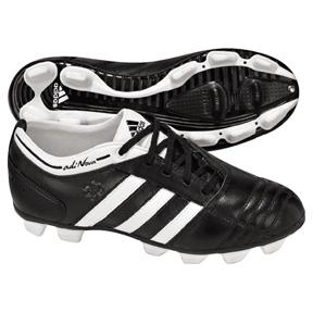 adidas Youth adiNova TRX FG Soccer Shoes (Black)