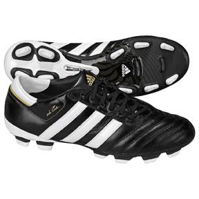 adidas adiPURE III TRX FG Soccer Shoes (Black/White)