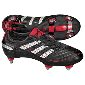 adidas Predator_X TRX SG Soccer Shoes (Black/White)