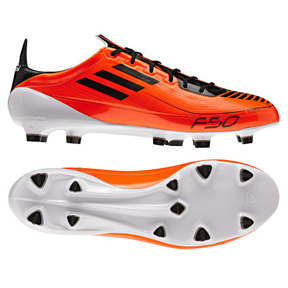 adidas  F50 adiZero TRX FG Soccer Shoes (Warning)