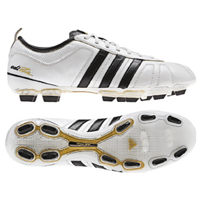 adidas  adiPURE IV TRX FG Soccer Shoes (Zero Metallic)