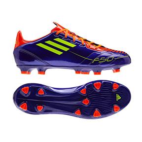 adidas F10 TRX FG Soccer Shoes (Purple)