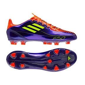 adidas F30 TRX FG Soccer Shoes (Purple)