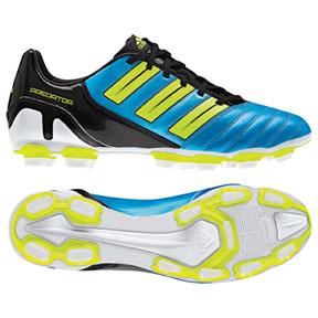 adidas Predator Absolado TRX FG Soccer Shoes (Blue)