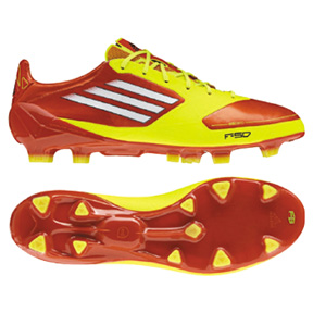 adidas Youth F50 AdiZero TRX FG Soccer Shoes (High Energy)