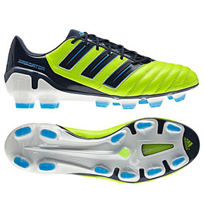 adidas adiPOWER Predator TRX FG Soccer Shoes (Slime Green)