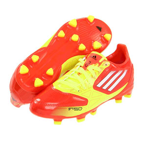 adidas F10 TRX FG Soccer Shoes (High Energy)