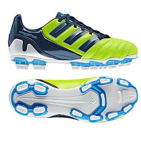adidas Youth Predator Absolado TRX FG Soccer Shoes (Slime)