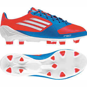 adidas Youth F50 AdiZero TRX FG Soccer Shoes (Infrared)