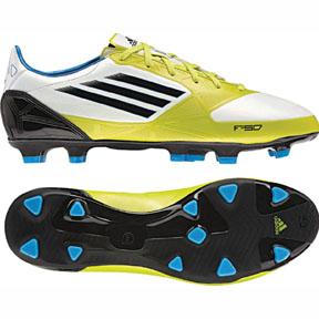 adidas F30 TRX FG Soccer Shoes (Lime)