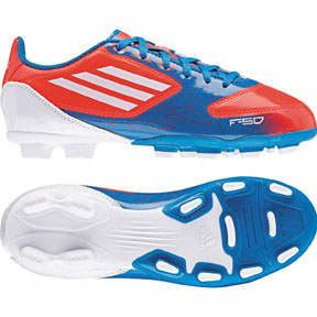 adidas Youth F5 TRX FG Soccer Shoes (Infrared)