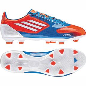 adidas F10 TRX FG Soccer Shoes (Infrared)