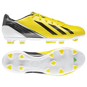 adidas F30 TRX FG Soccer Shoes (Vivid Yellow)