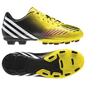 adidas Youth Predito LZ TRX FG Soccer Shoes (Vivid Yellow)