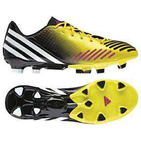 adidas Predator  LZ TRX FG Soccer Shoes (Vivid Yellow)