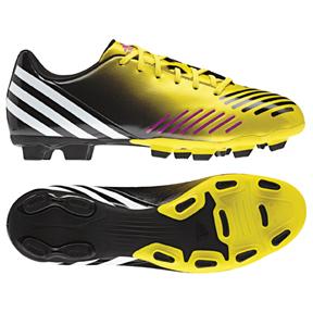 adidas Predito LZ TRX FG Soccer Shoes (Vivid Yellow)
