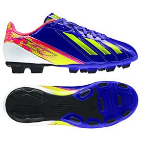 adidas Youth F5 TRX FG Soccer Shoes (Purple)