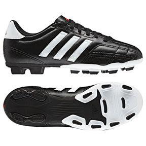 adidas Youth Goletto IV TRX FG Soccer Shoes (Black)