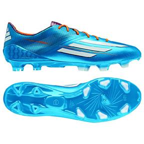adidas F50 adiZero Samba Pack TRX FG Soccer Shoes (Solar Blue)