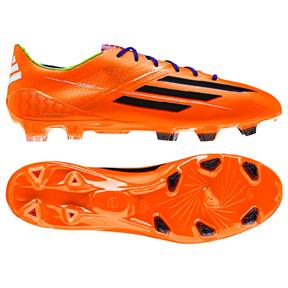 adidas F50 adiZero Samba Pack TRX FG Soccer Shoes (Solar Zest)