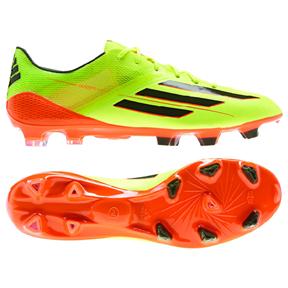 adidas F50 adiZero Earth Pack TRX FG Soccer Shoes (Earth Green)