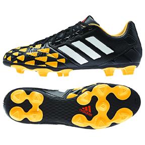 adidas Youth NitroCharge 3.0 TRX FG Soccer Shoes (Black/Gold)