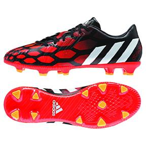 adidas Predator Absolado Instinct TRX FG Soccer Shoes (Solar Red)