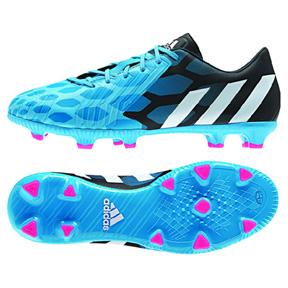 adidas  Predator Absolado Instinct TRX FG Soccer Shoes (Solar Blue)