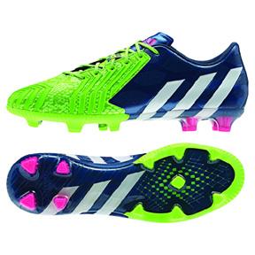 adidas  Predator  Instinct FG Soccer Shoes (Solar Green)