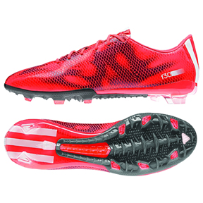 adidas F30 TRX FG Soccer Shoes (Solar Red)