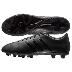 adidas 11Pro Knight Pack FG Soccer Shoes (Black/Black)