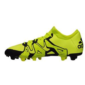 adidas  X 15.1 TRX FG Soccer Shoes (Solar Yellow)