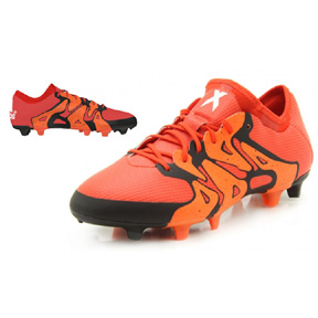 adidas  X 15.1 TRX FG/AG Soccer Shoes (Solar Orange)