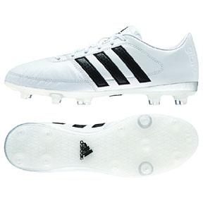 adidas  Gloro  16.1 FG Soccer Shoes (White/Black)