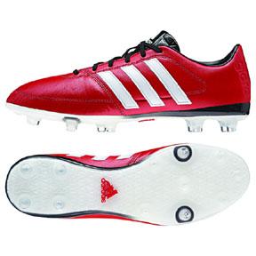 adidas  Gloro 16.1 FG Soccer Shoes (Vivid Red/White)