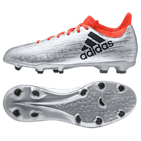 adidas Youth X 16.3 FG Soccer Shoes (Mercury Pack)