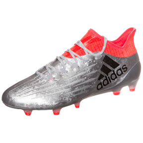 adidas X 16.1 FG Soccer Shoes (Mercury Pack) @ SoccerEvolution