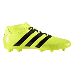 adidas  ACE 16.3  PrimeMesh FG/AG Soccer Shoes (Solar Yellow/Black)