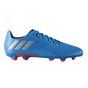 adidas Youth  Lionel Messi  16.3 TRX FG Soccer Shoes (Shock Blue)