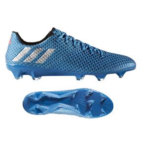 adidas  Lionel Messi    16.1 TRX FG Soccer Shoes (Shock Blue)