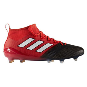 adidas  ACE  17.1 Primeknit FG Soccer Shoes (Red Limit Pack)