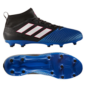 adidas  ACE  17.3 PrimeMesh FG Soccer Shoes (Blue Blast)