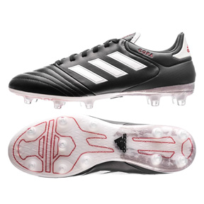 adidas  Copa 17.2 FG Soccer Shoes (Black/White)