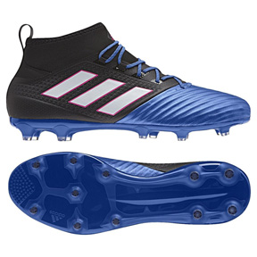 adidas ACE  17.2 PrimeMesh FG Soccer Shoes (Blue Blast)